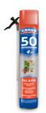 Пена монтажная KRASS Home Edition 50 зима 750мл (12шт/кор)