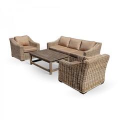 Комплект мебели из натурального ротанга Kvimol KM-2003