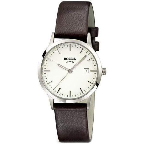 Купить Женские наручные часы Boccia Titanium 3180-01 по доступной цене