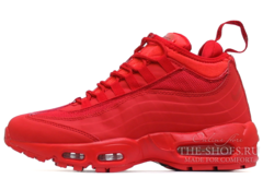 Кроссовки Мужские Nike Air Max 95 Sneakerboot Red Star