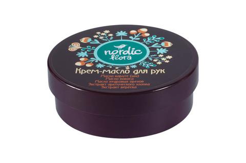 Modum Nordic Flora Крем-масло для рук 100г