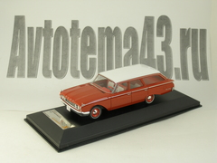 1:43 Ford Ranch Wagon 1960