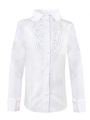 0321 блузка детская, белая