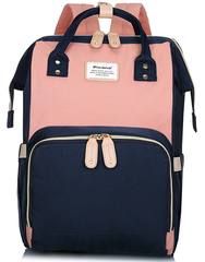 Сумка-рюкзак для Мам Picano 1816 Розовый + Синий