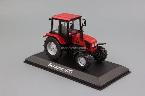 Tractor Belarus 92P 1:43 Hachette #110