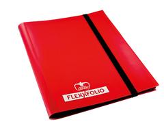 Ultimate Guard - Красный гибкий альбом на 160 карт (2х2)