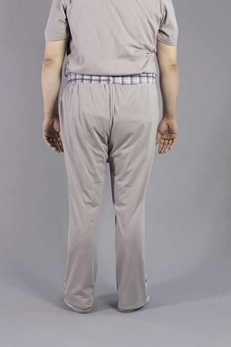 Лекала мужских брюк для массового пошива