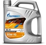 Gazpromneft GL-5 80W-90  - Трансмиссионное масло для МКПП (4л)