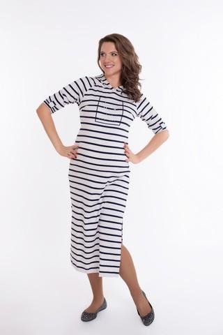 Платье 09084 бежевый
