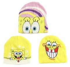 Губка Боб шапки детские