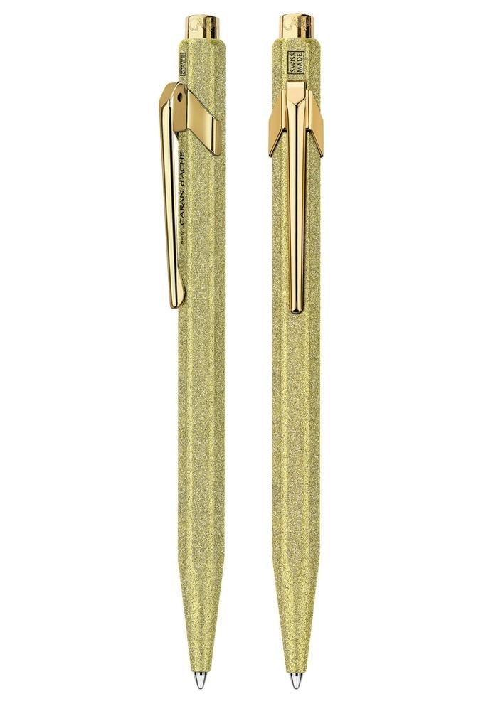 Шариковая ручка Caran d'Ache 849 Sparkle SE 100015.257 (из набора CC0849.019) - Wenger-Victorinox.Ru