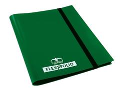 Ultimate Guard - Зеленый гибкий альбом на 160 карт (2х2)