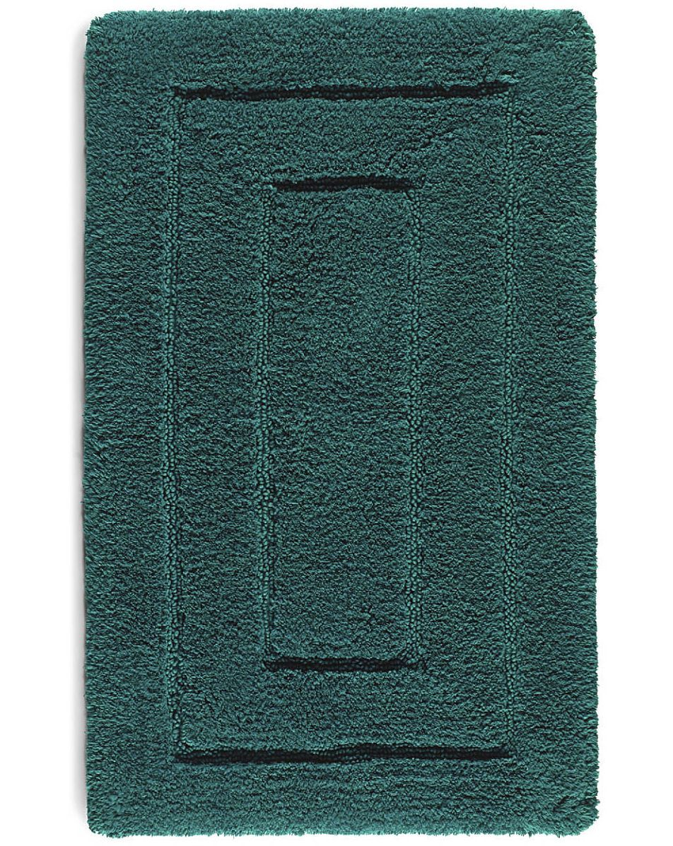 Коврик для ванной 61х101 Kassatex Kassadesign Emerald