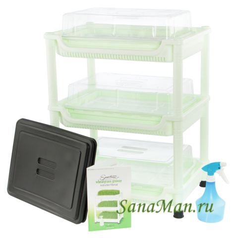 Проращиватель Tribest Wheatgrass Grower Set SM-350