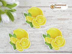 Планер Лимон с долькой № 1