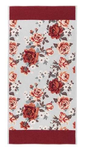 Полотенце 50x100 Feiler Cinnamon Rose 129 purpurrot