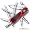 Нож перочинный Victorinox EvoGrip 85мм 15 функций красно-чёрный (2.4913.C) нож перочинный victorinox evogrip s18 2 4913 sc8 85мм 15 функций жёлто чёрный