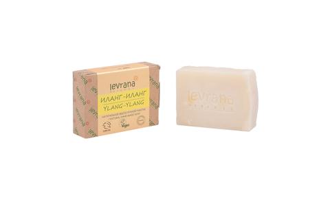 Levrana, Иланг-иланг, натуральное мыло, 100 гр