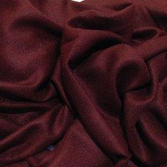 Палантин кашемир вишневый 3 Фото 2