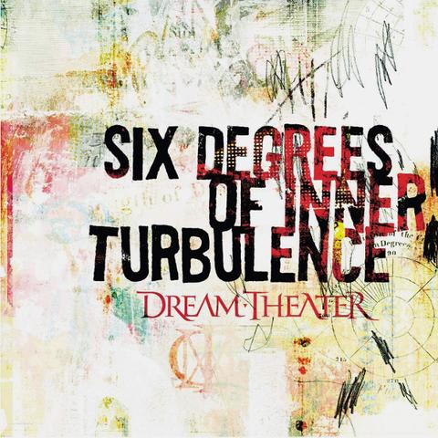 Dream Theater / Six Degrees Of Inner Turbulence (2CD)