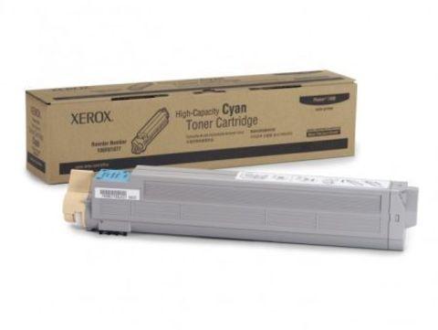 Xerox Phaser 7400 тонер-картридж cyan (голубой) 106R01077
