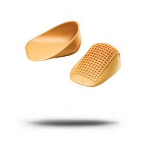 970 Standard Heel Cup (pair), Gold, REG , Подпяточники с ударопоглащающей способностью, стандартные, Желтые, пара