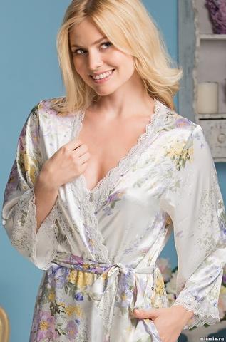 Короткий халат женский MIA-AMORE Lilianna  5993