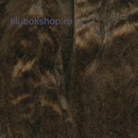 Вискоза для валяния (Троицкая) Молочный шоколад 1258