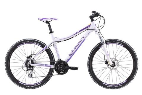 Smart Lady 400 (2016)белый с фиолетовым