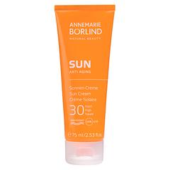 Антивозрастной солнцезащитный крем с SPF 30, Annemarie Borlind