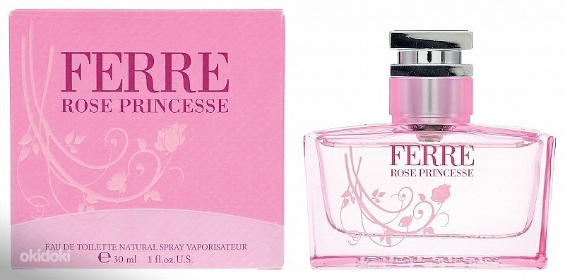 Ferre Rose Princesse EDT