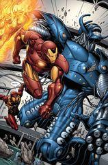 Железный Человек. Гражданская Война