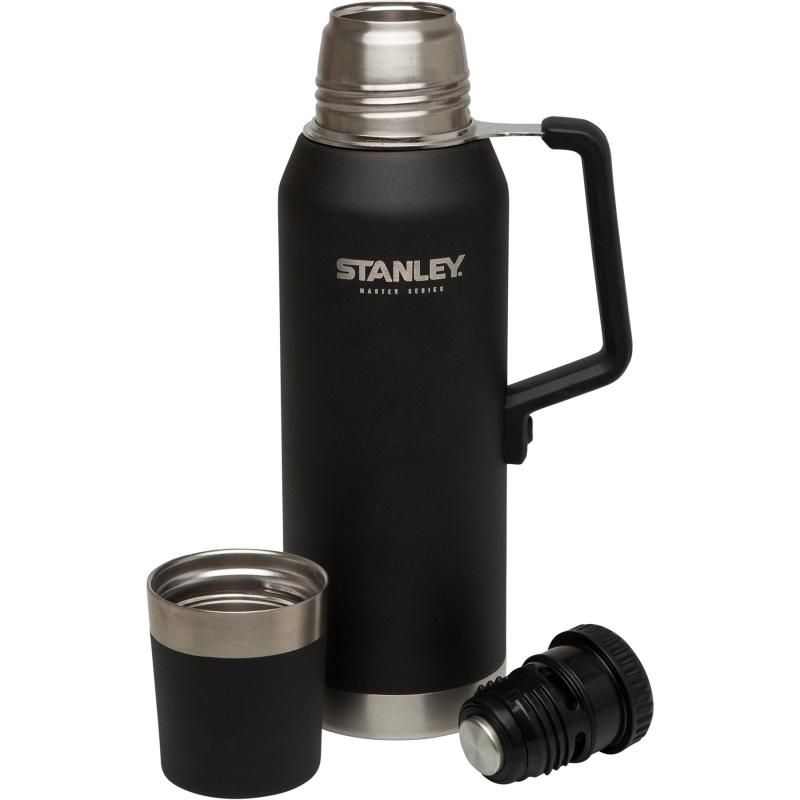 Термос Stanley Master (1,3 литра), черный