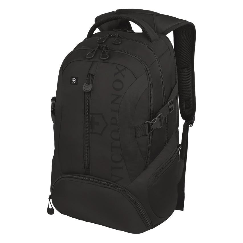 Рюкзак Victorinox VX Sport Scout 16'', чёрный, 34x27x46 см, 26 л