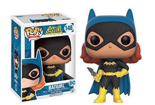 Фигурка Funko POP! Vinyl: DC: Silver Age Batgirl (Exc) 13875