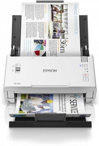 Сканер Epson WorkForce DS-410 (B11B249401)