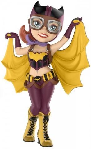 Фигурка Funko Rock Candy: DC Comics Bombshells – Batgirl  (БРАК КОРОБКИ!)