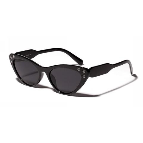 Солнцезащитные очки 18701002s Черный - фото