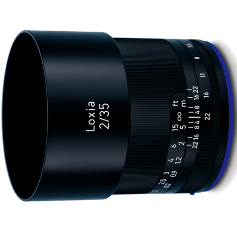 Carl Zeiss Loxia 2/35 (E-mount)