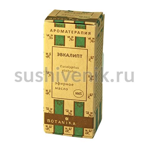 100% эфирное масло эвкалипта