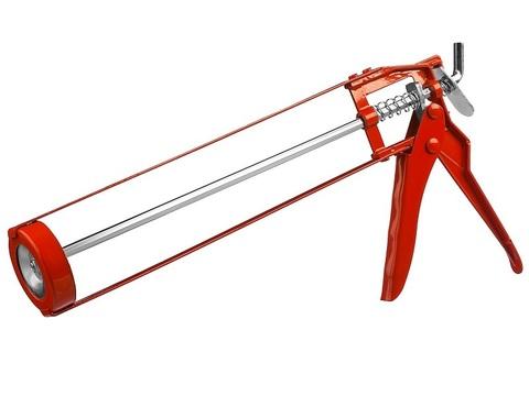 Пистолет для герметика MIRAX, скелетный, 310мл