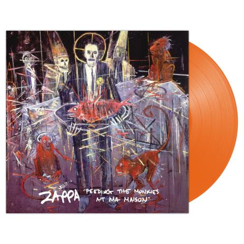 Frank Zappa / Feeding The Monkies At Ma Maison (Coloured Vinyl)(LP)