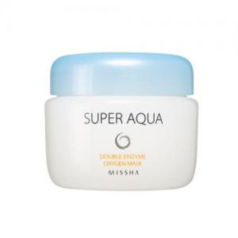 MISSHA Super Aqua Double Enzyme Oxygen Mask
