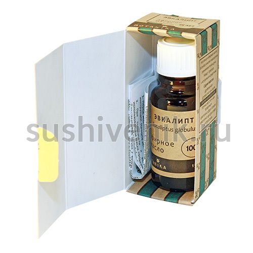 Eucalyptus oil / Eucalyptus globulus