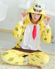 Пижама кигуруми Губка Боб