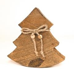 Украшение декоративное Wooden Tree, 15х14х2,5 см EnjoyMe