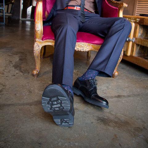 Обувь под классический костюм