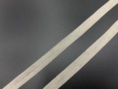 Бейка для бюста бежевая 9 мм