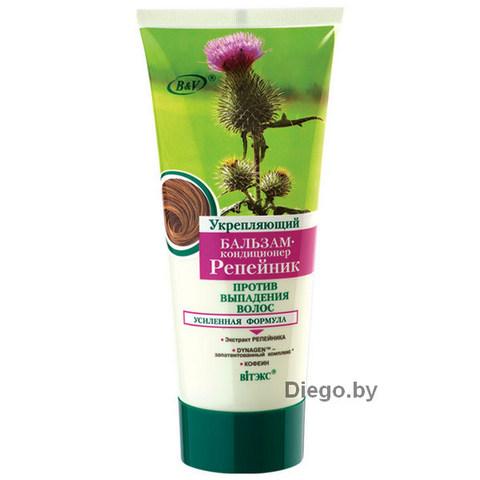 Укрепляющий бальзам-кондиционер «Репейник» против выпадения волос
