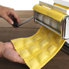 Marcato Pasta Set 150 mm Classic (Atlas pasta maker with cutter spaghetti fettuccine taglioline attachment ravioli)